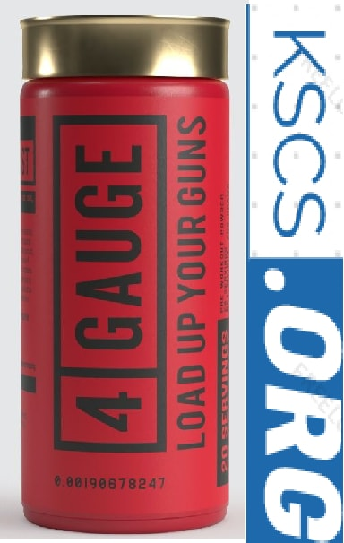 4 Gauge Review – The Pre-Workout Powerhouse