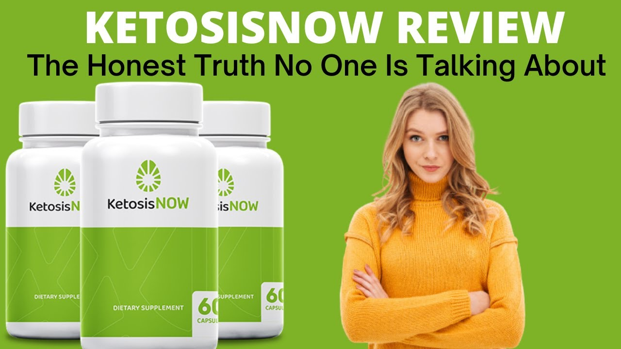 KetosisNOW – Unlock the True Protentional of the Keto Diet Today!