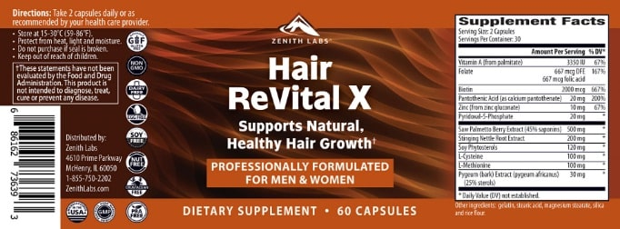 Hair Revital X Review – Hair Growth Breakthrough Inspired By the Seminole Indian Tribe
