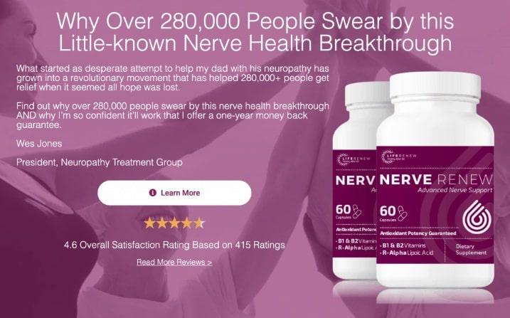 nerve renew review