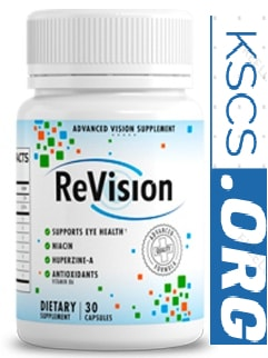ReVision Review – The Intuitive Eye Supplement Solution