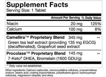 luminae supplement facts