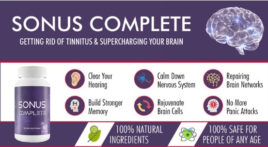 Sonus Complete Review – Silence Your Tinnitus the All-Natural Way