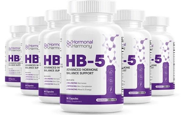 hormonal harmony hb-5 review