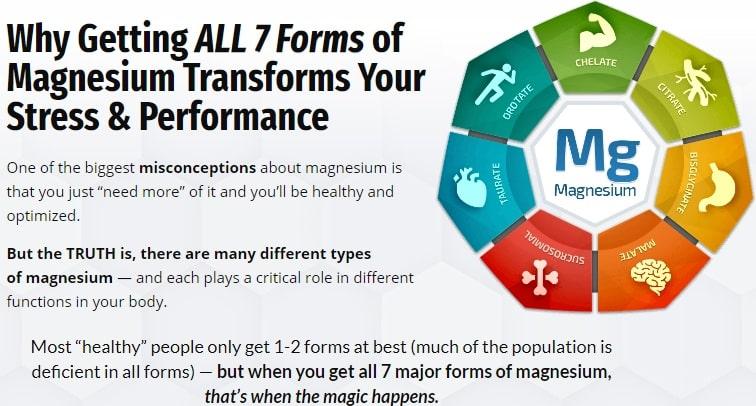magnesium breakthrough benefits