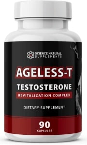 Ageless-T Review – The Timeless Testosterone Boosting Solution