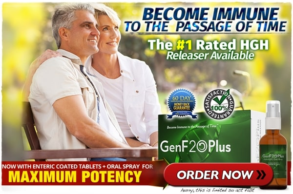 GenF20 Plus Review – The All-Natural HGH Supplement Solution?
