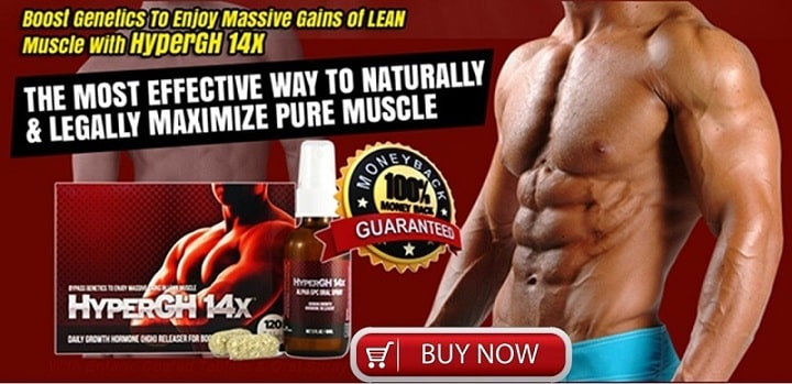 HyperGH 14X Review – Maximize Muscle Gain the Natural Way