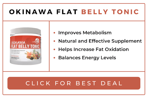Okinawa Flat Belly Tonic Review – The Japanese Secret to Weight Loss