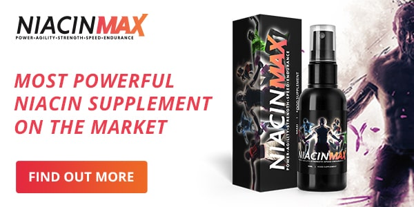 NiacinMax Review – Boost Your Fitness Performance in Seconds!